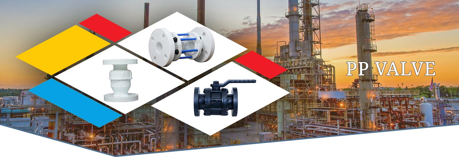 Polypropylene Valves Manufacturer