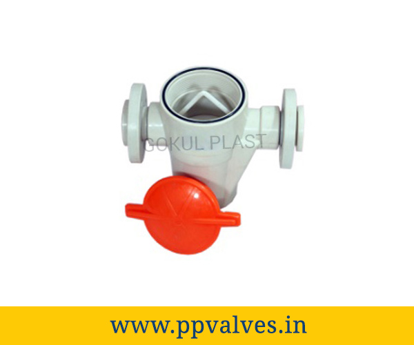 pp basket strainer manufacturer india