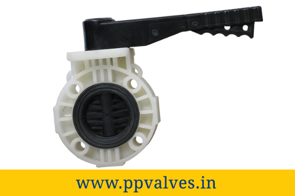 pp butterfly valve manufacturer india