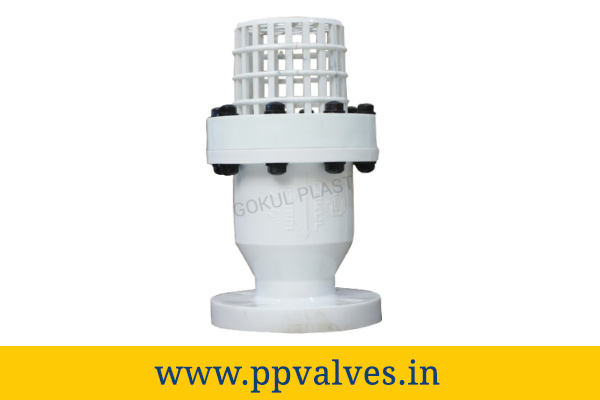 foot valve manufacturers in india